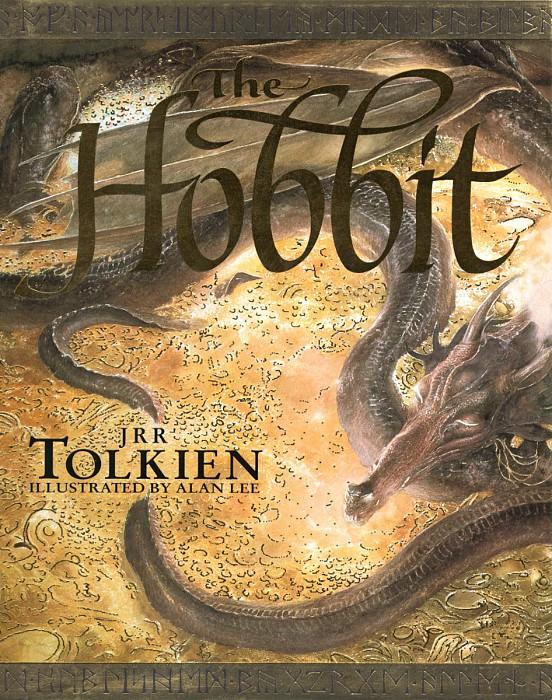 al hobbit 00. Алан Ли