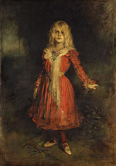 marion lenbach the artists daughter. Franz von Lenbach