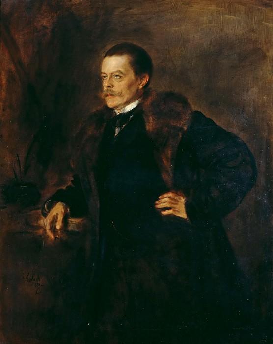 Mr Koch. Franz von Lenbach