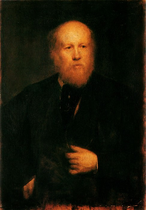 conrad geyer. Franz von Lenbach