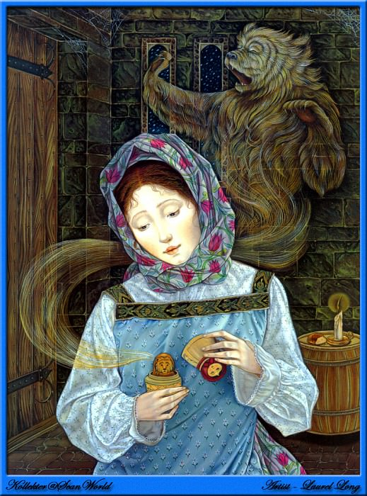kaswd the magic nesting doll 11. Laurel Long