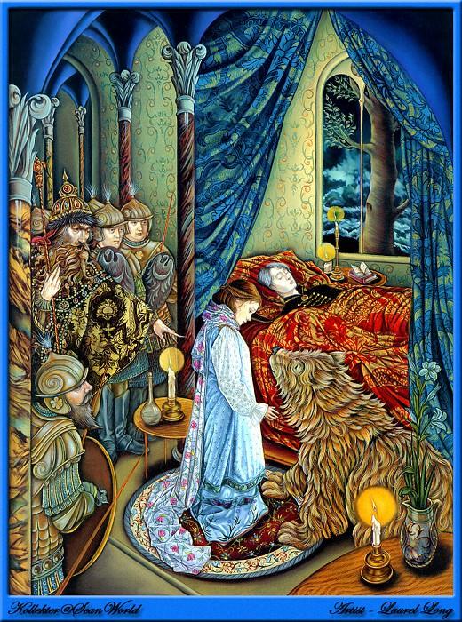 kaswd the magic nesting doll 16. Laurel Long