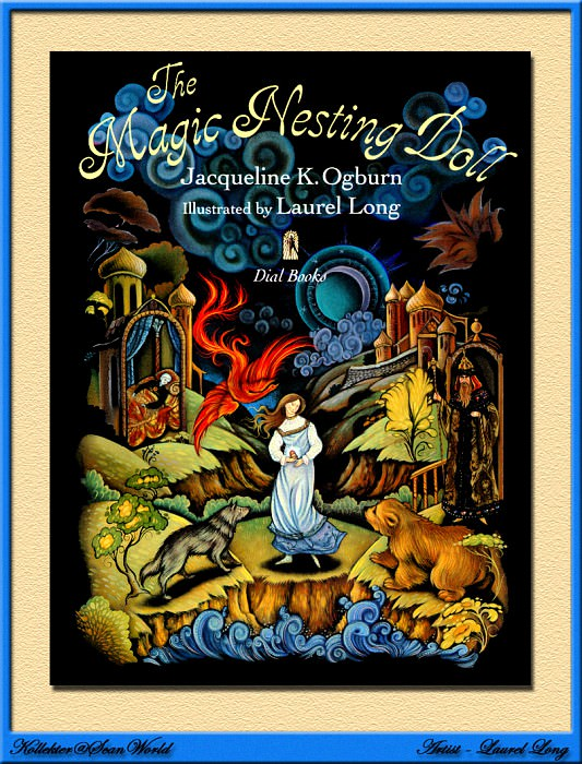 kaswd the magic nesting doll 01. Лорел Лонг