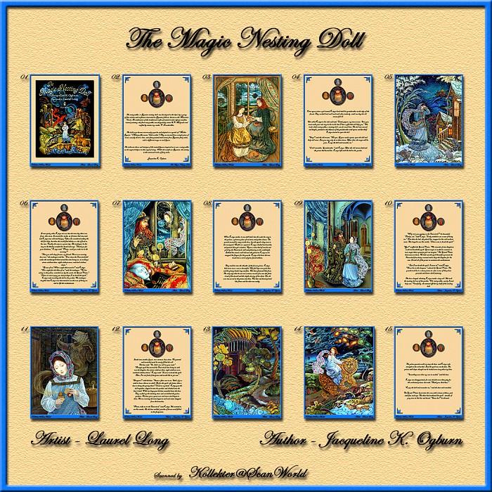 kaswd the magic nesting doll index 01. Laurel Long