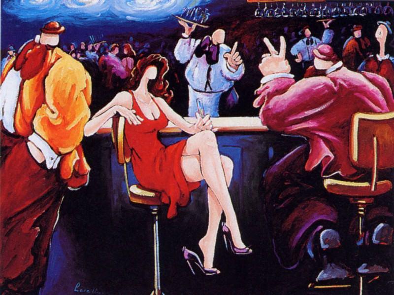 Lise Lacaille - Cruising Bar, De. Lise Lacaille