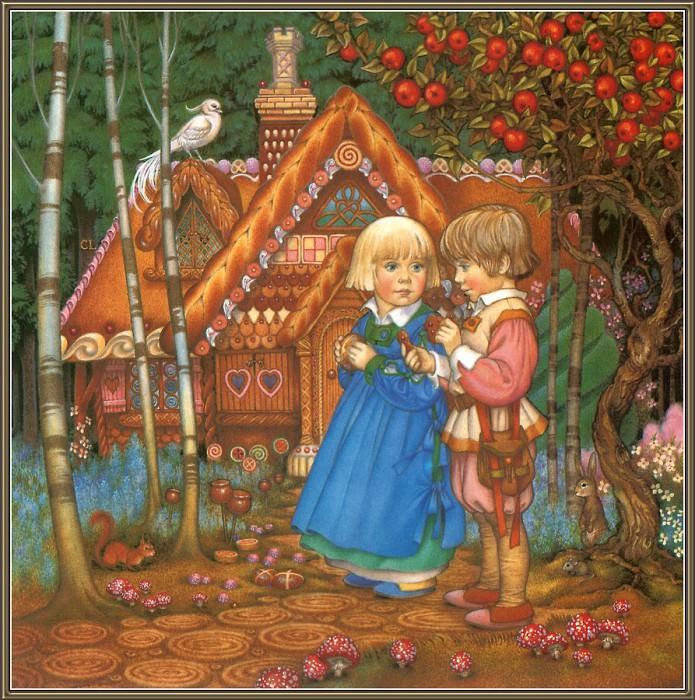 Hansel And Gretel. Carol Lawson