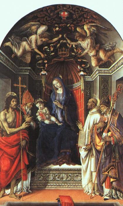 #37275. Filippino Lippi