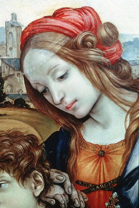 Holy Family dt. Filippino Lippi