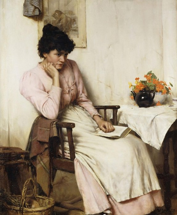 Distant Thoughts. Walter Langley