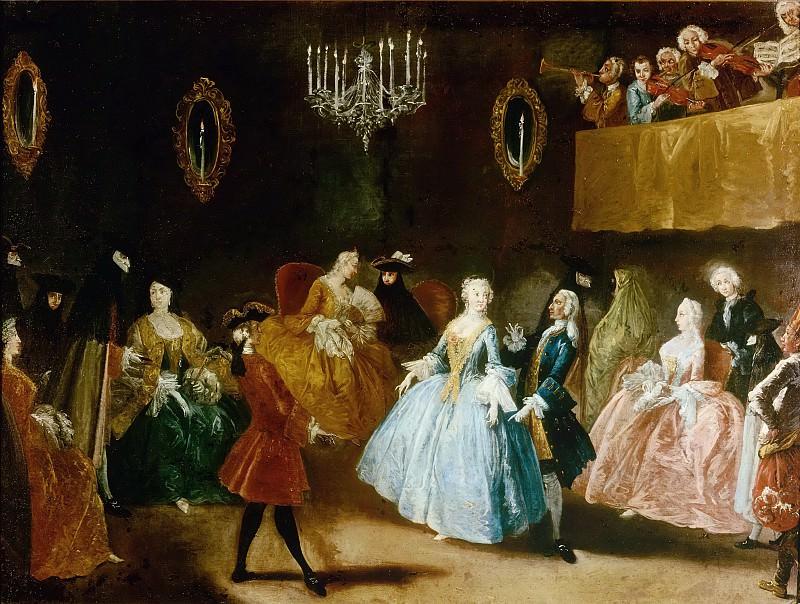 Dance. Pietro Longhi