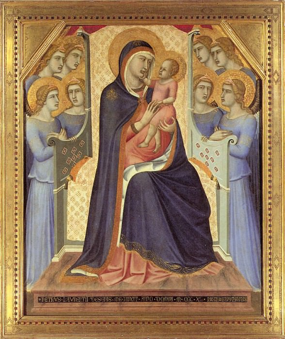 plorenzetti1. Pietro Lorenzetti