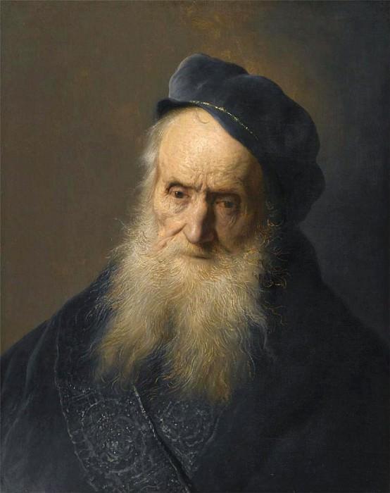 Лицо старика. Ян Ливенс