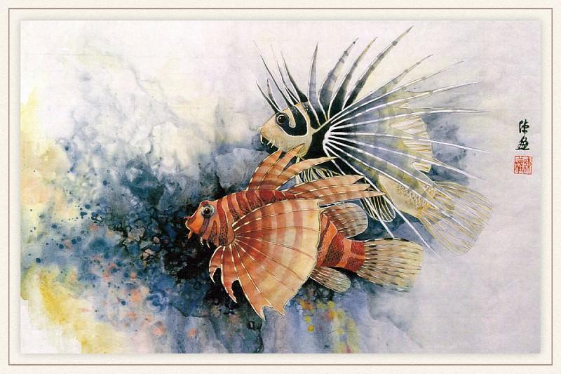 Zhen LianQuan Lionfish sj. Zhen Lian-Quan
