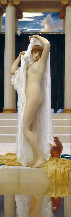 The Bath of Psyche. Frederick Leighton