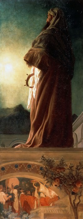The Star Of Bethlehem. Frederick Leighton
