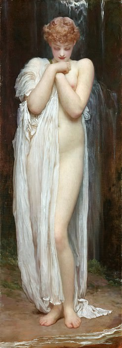 Crenaia. Frederick Leighton