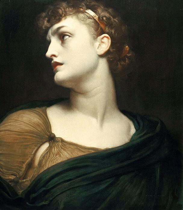 Antigone. Frederick Leighton