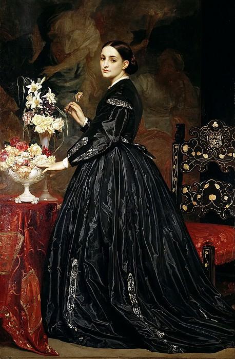 Mrs James Guthrie. Frederick Leighton