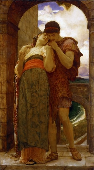 Wedded. Frederick Leighton