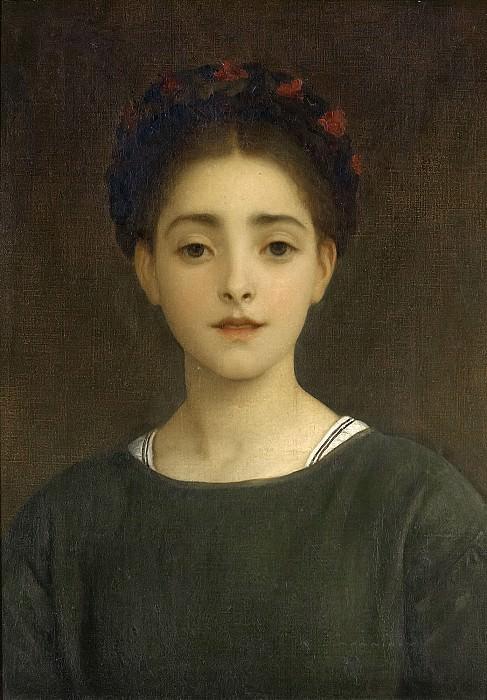 Leandra. Frederick Leighton
