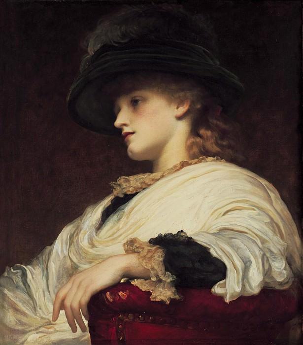 Phoebe. Frederick Leighton