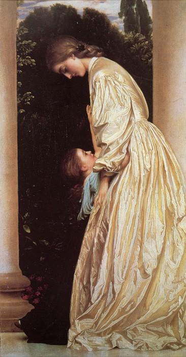 Leighton Sisters. Frederick Leighton