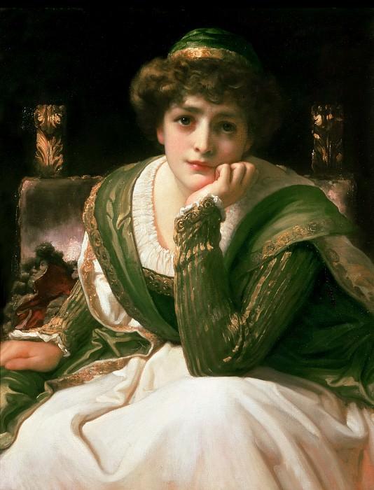 Desdemona. Frederick Leighton