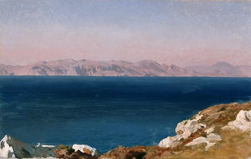 The Isle of Chios. Frederick Leighton