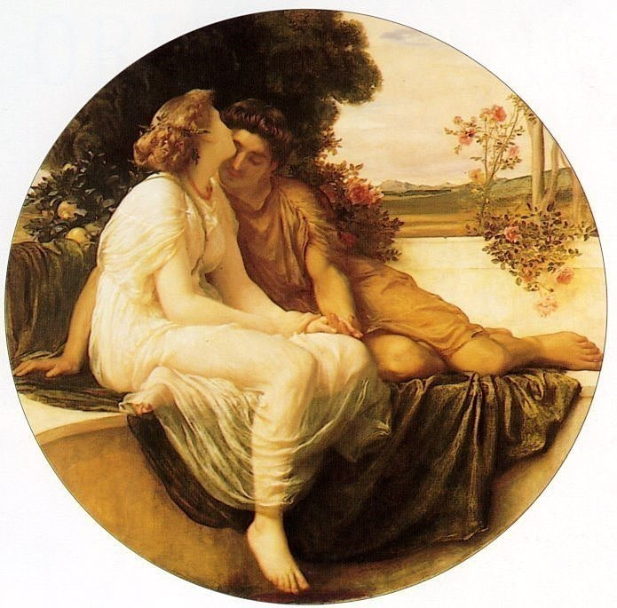 Acme and Septimus. Frederick Leighton