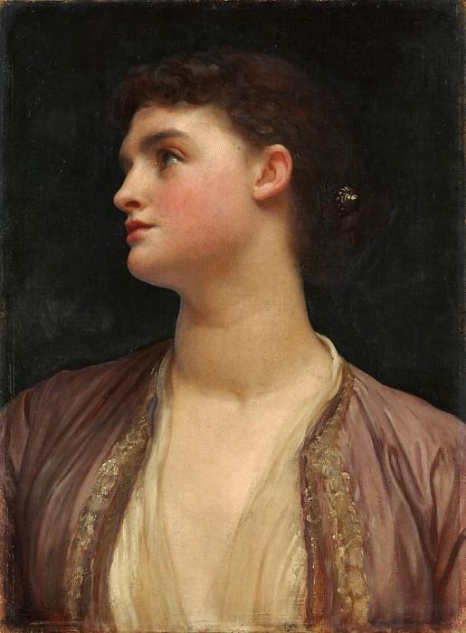 Lucia. Frederick Leighton