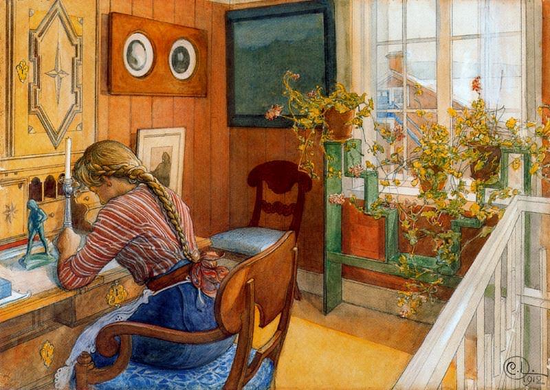 #43310. Carl Larsson