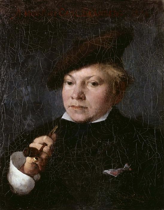 The Artist Carl Skånberg. Carl Larsson