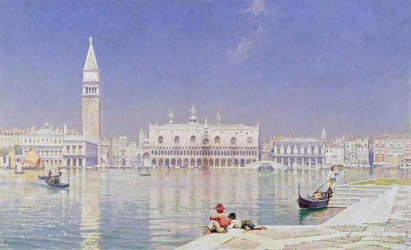 Venice. William Logsdail