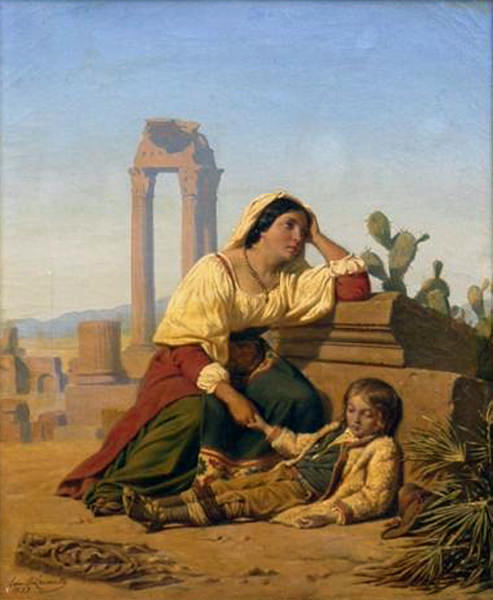 #42803. Charles Emile Hippolyte Lecomte-Vernet