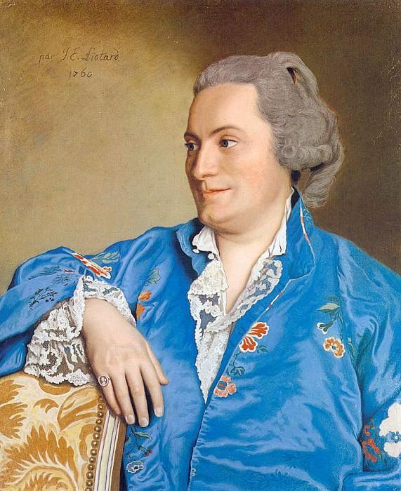 liotard3. Jean Etienne Liotard
