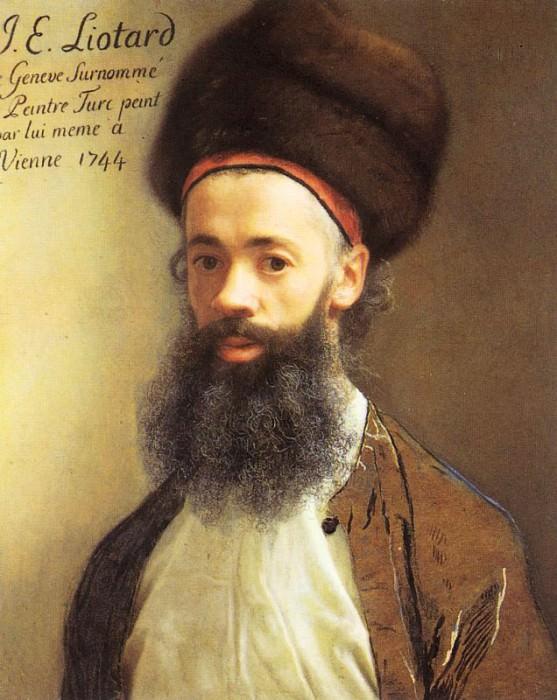 liotard4. Jean Etienne Liotard