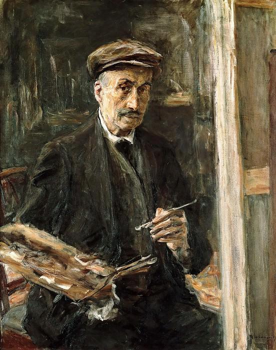 Self Portrait. Max Liebermann