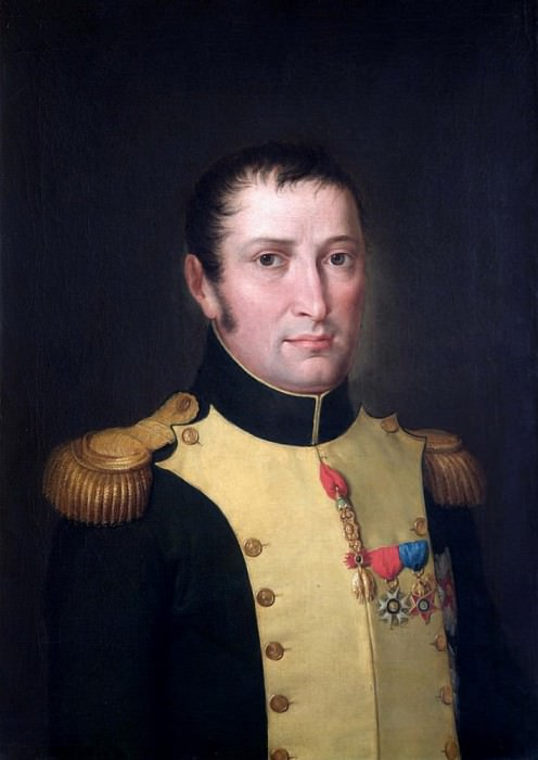 Joseph Bonaparte, King of Spain. Robert Lefevre