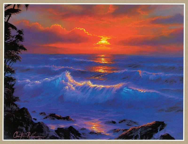 Tropical Eve. Christian Riese Lassen