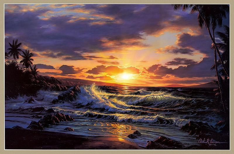 Романтика моря. Кристиан Риес Лассен