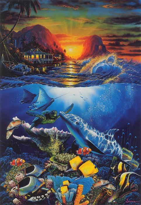 Flipper. Christian Riese Lassen
