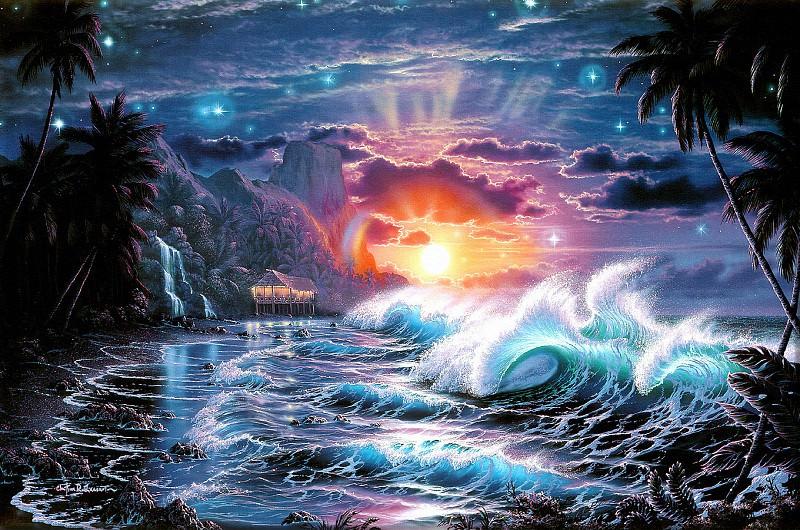 Рай (остров Лассена) (1995). Кристиан Риес Лассен