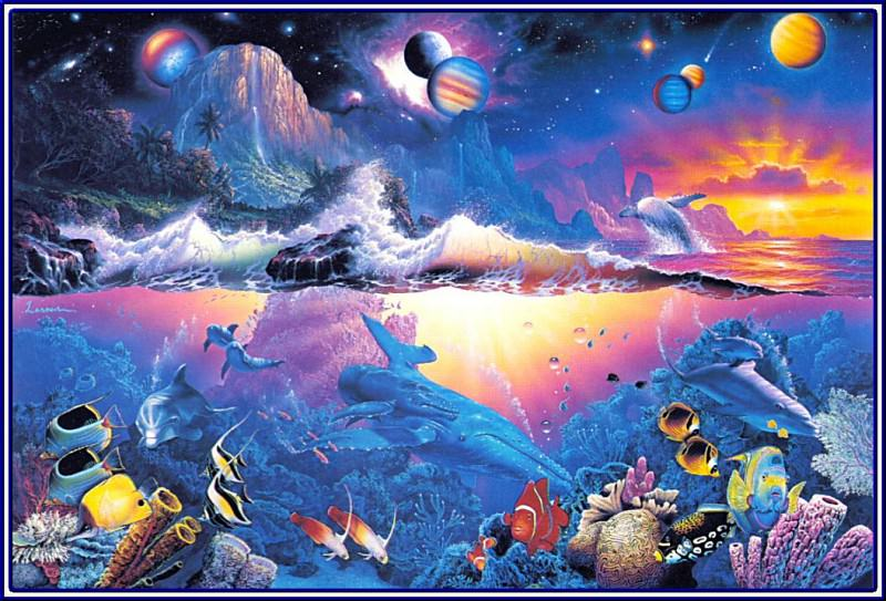 Галактика жизни. Кристиан Риес Лассен