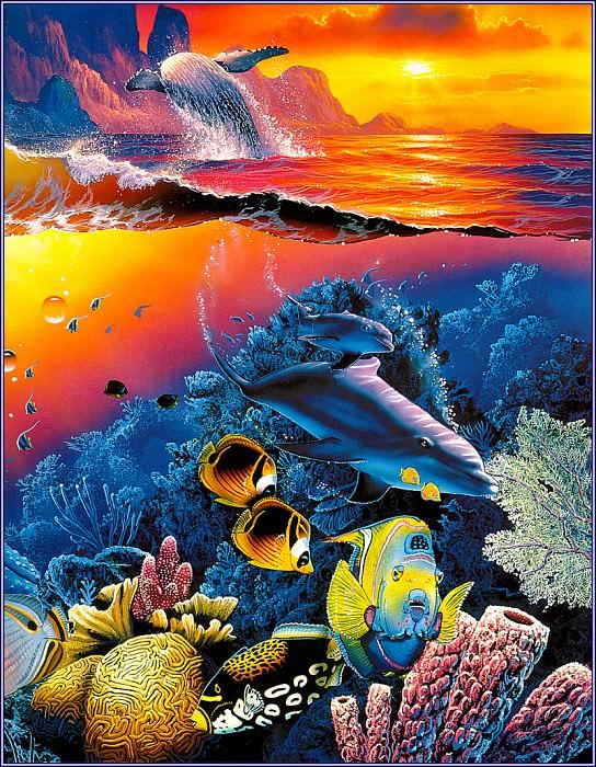 Морские сокровища. Кристиан Риес Лассен