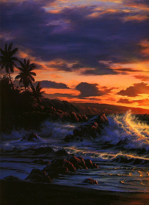 Romance OT Sea. Christian Riese Lassen