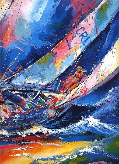Windward Passage. Christian Riese Lassen