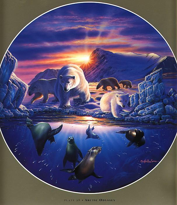 Арктическая Одиссея. Кристиан Риес Лассен