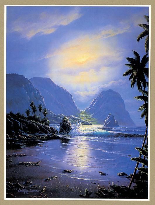 Molokai Enchantment. Christian Riese Lassen