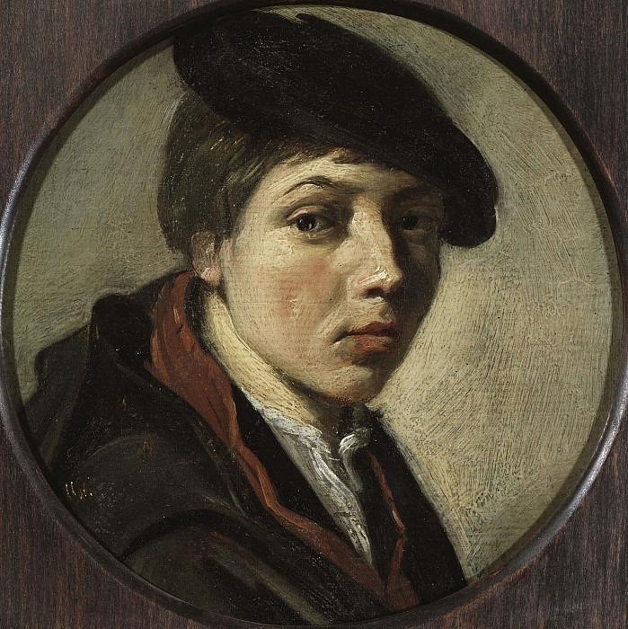 Portrait of a Boy. Judith Leyster