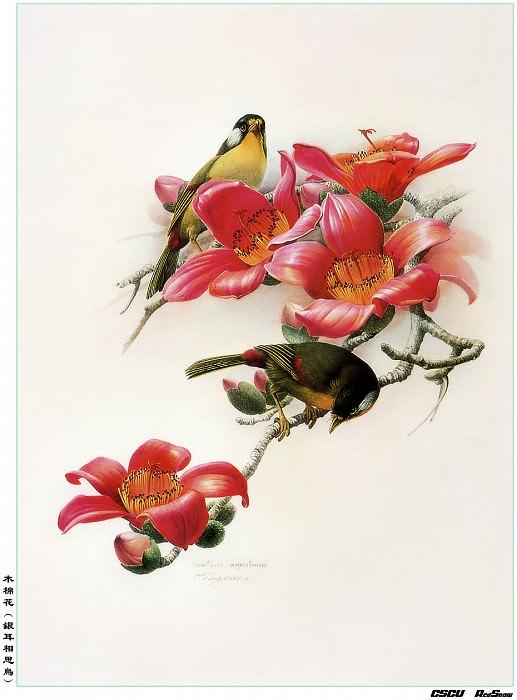 RedSnow CSCU Painting of ZengXiaoLian 09. Сяо Цзэн Лиан